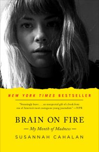 What Made Susannah Cahalan's Brain on Fire a Best-selling Memoir?