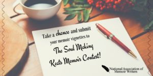 The Soul Making Keats Memoir Contest