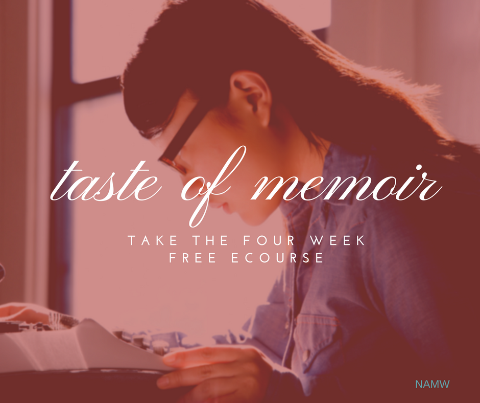 Taste of Memoir - the four week ecourse