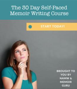 The 30 Day Memoir Writing Course
